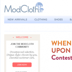 Stores like urban outfitters - modcloth