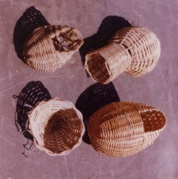 Variety of woven nests for Finches or bottom ones for canaries