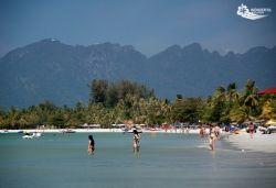 Pantai Cenang at Langkawi Island