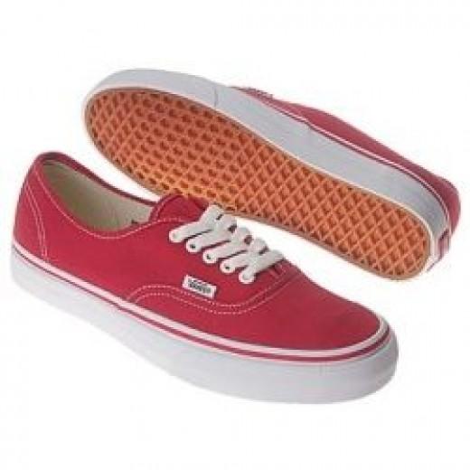 Van Like Shoes Women