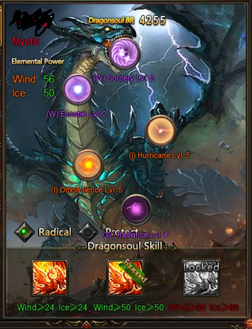 As a Mythic, I get a 35% chance to be resurrected with a  35% HP.