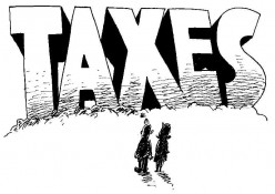 Are U.S. Taxes Too High?