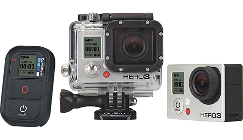 New GoPro HERO3 Black Edition Review
