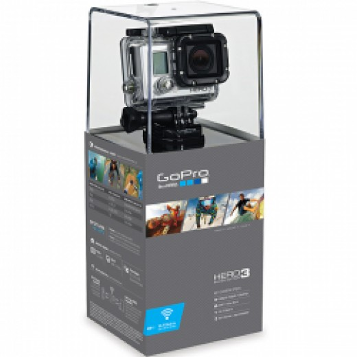 New GoPro HERO3 Silver Edition Review