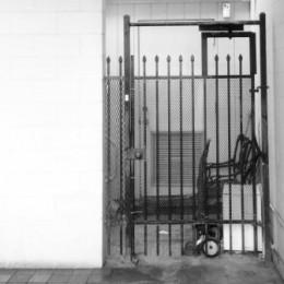 Locked away, so many barriers.