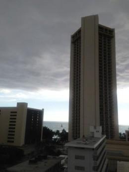 Is this Thailand?  Noooo, it's Waikiki....