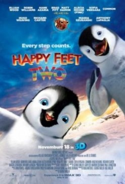 Happy Feet Two Movie Review & Toys Gift Idea
