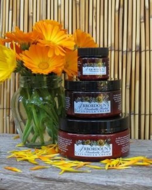 Arbordoun Abundantly Herbal Calendula Cream