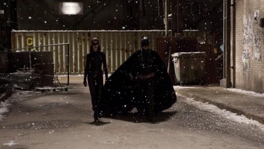 Batman convinces Catwoman to help him save Gotham