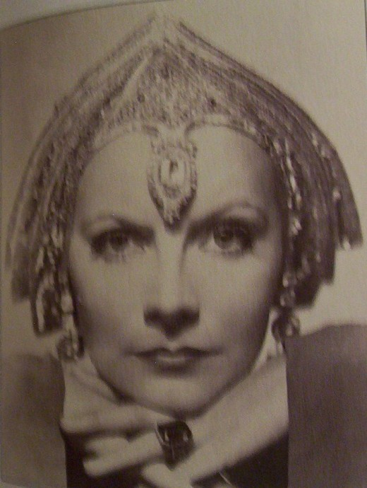 Greta Garbo in Mata Hari
