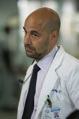 """Stanley Tucci was one of People Magazine's """"Sexiest Men Alive,"""" 2006."""
