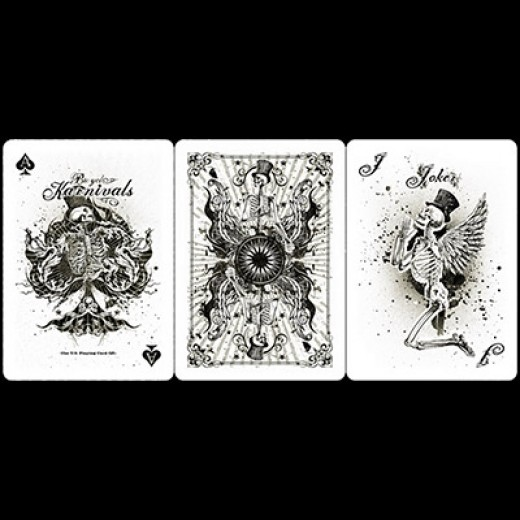 Nightmare Bicycle cards