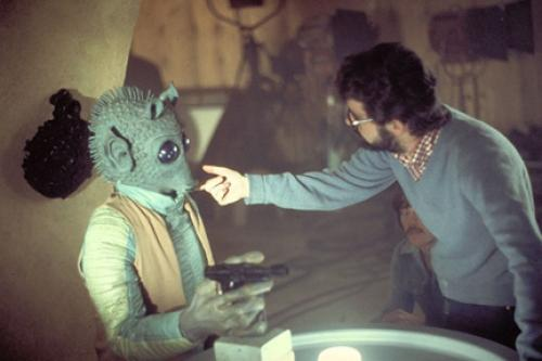 Greedo - this guy is famous for getting ganked by Han Solo.  And Han shot first!