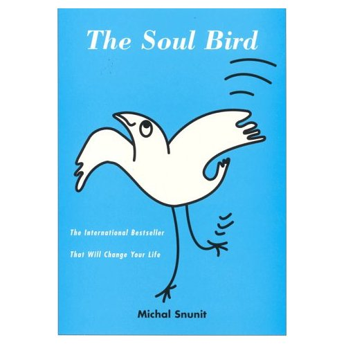 """A sweet little book, """"The Soul Bird,"""" sent by very dear friends of our family."""