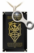 Kabbalah symbols - Tree of Life, Merkabah, Star of David, Hamsa...