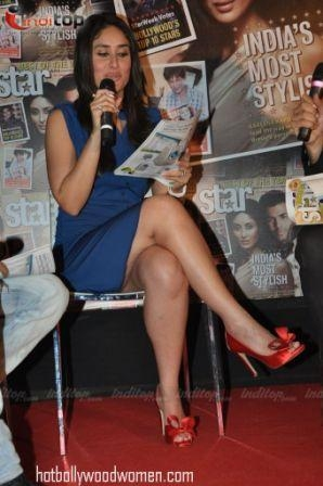 Kareena Kapoor hot legs picture - 4