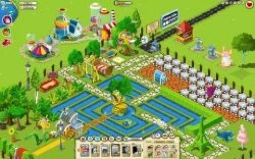 Monster World Facebook Game