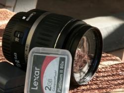 camera-lens-battery-and-memory-card