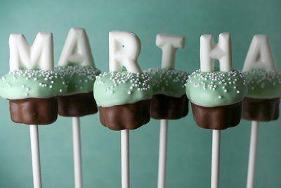 Mini Cupcake Bites