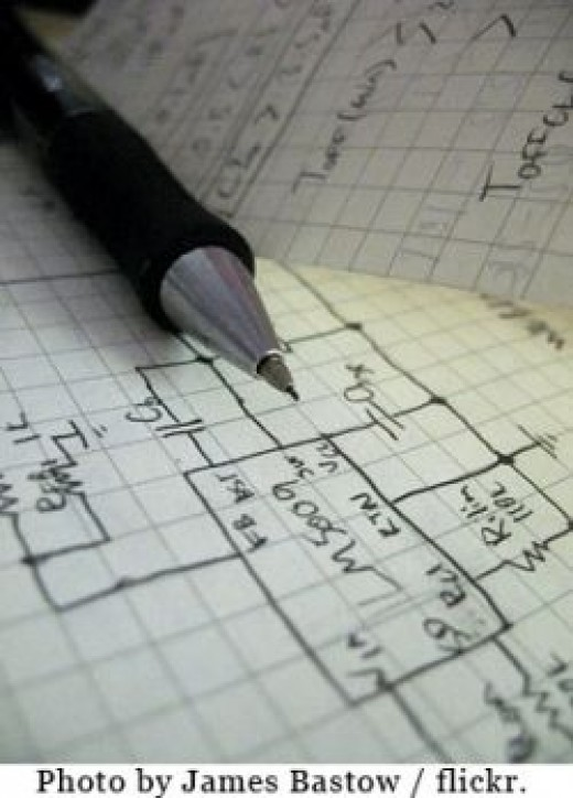 moleskine-notebook-and-staedtler-remedy-mechanical-pencil