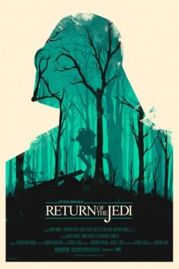 return-of-the-jedi-mondo-movie-poster