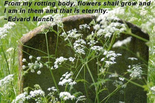 gravestone-flowers