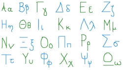 greek alphabet - greek alphabet letters & symbols