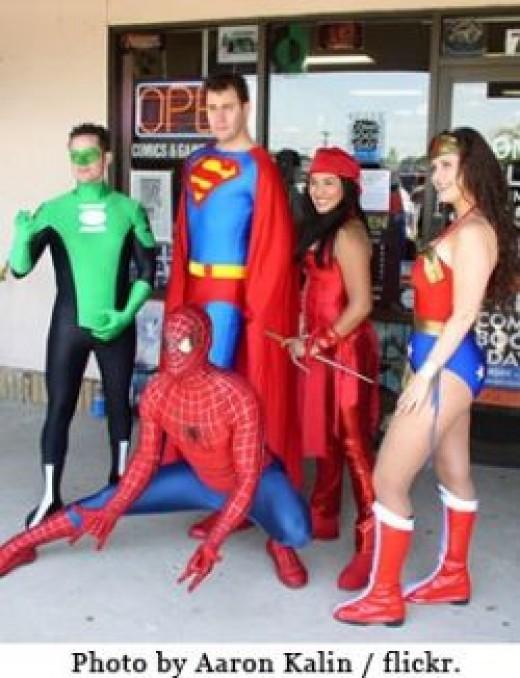 superhero-cosplay
