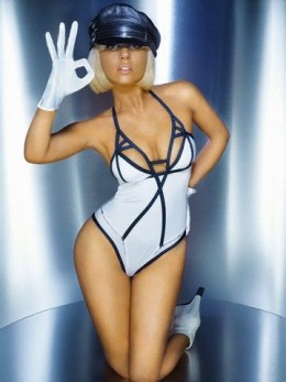lady gaga one piece - lady gaga one piece swimming suit outfit