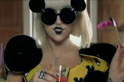 lady gaga sunglasses paparazzi