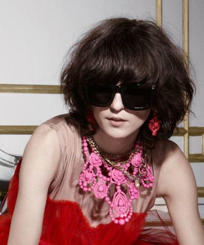 lanvin h&m accessories sunglasses