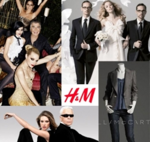 h&m designer collaborations