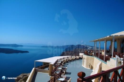 Santorini Photo Gallery: Caldera View