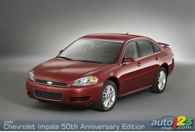 2009 Impala (wow)