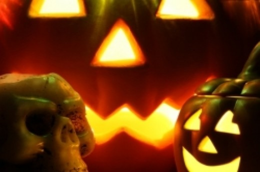 Sharing different ideas, tips and info about Halloween - from our house to yours.
