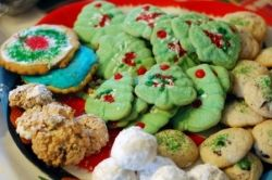 Having lots of recipes to use for your cookie exchange party is a must.