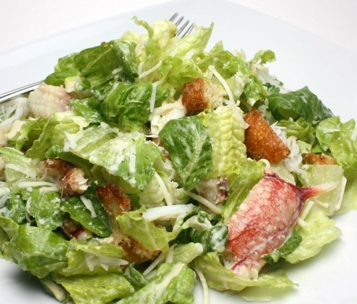 Italians have never known about Caesar Salad