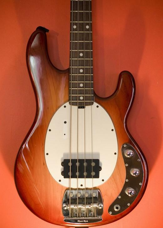 Bass Guitar - Music