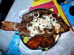 A Tilapia from Green Corner - the 2nd best place to get fish from