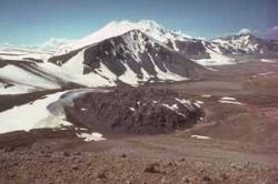 Novarupta Volcano (Fair Use Source: Smithsonian)