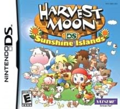 "Beginner's Tips for ""Harvest Moon: Sunshine Islands"""