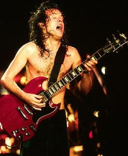 Angus Young ACDC Guitar Tab
