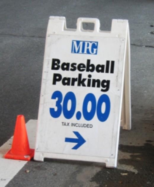 Yankee Stadium Parking