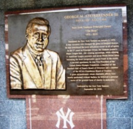 Yankee Stadium Monument Park