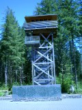 40 Ft Lookout Tower