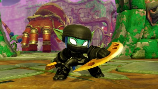 Skylanders Swap Force Video Game Screenshot