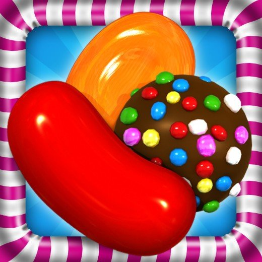 Get Candy Crush iPhone 5s