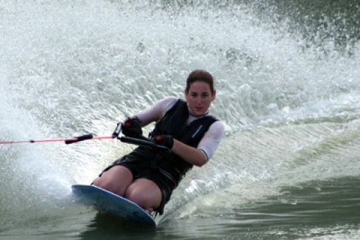 kneeboarding water sports