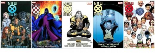 Grant Morrison -Best X-Men Graphic Novels