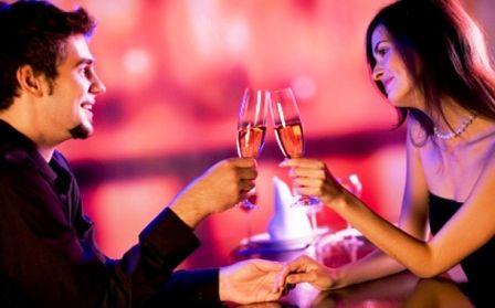 First Date Romance